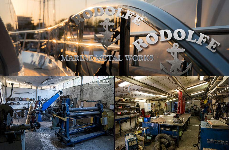 Rodolfe Marine Metal Works