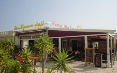 Rio's Banana Café, un petit coin d'Angleterre