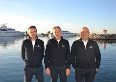 Les maîtres de port