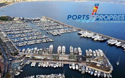 Le Port Camille RAYON obtient la certification « PORTS PROPRES »