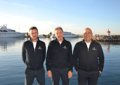 Harbour masters
