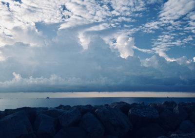 Tornades sur l'horizon