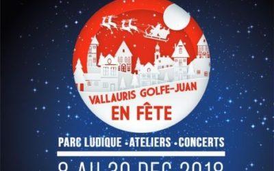 Noel à Vallauris – Golfe Juan