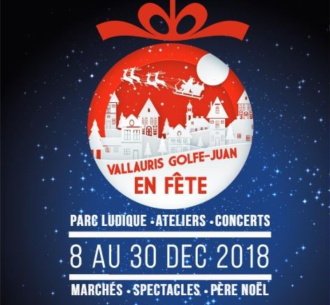 Christmas in Vallauris-Golfe Juan
