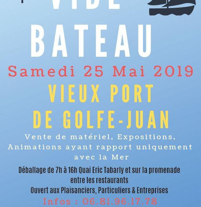 Vide Bateau – Vieux Port