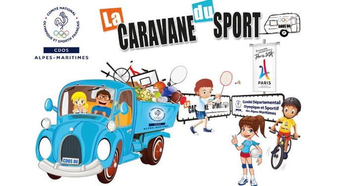 Caravane du sport