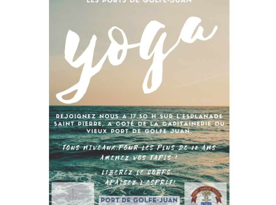 Yoga !